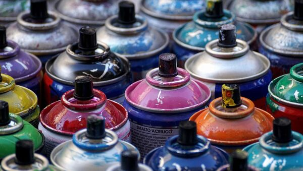 Spray paint - Sputnik International