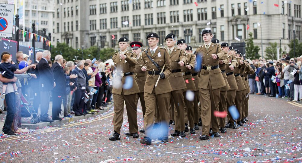 Armed Forces Day Liverpool