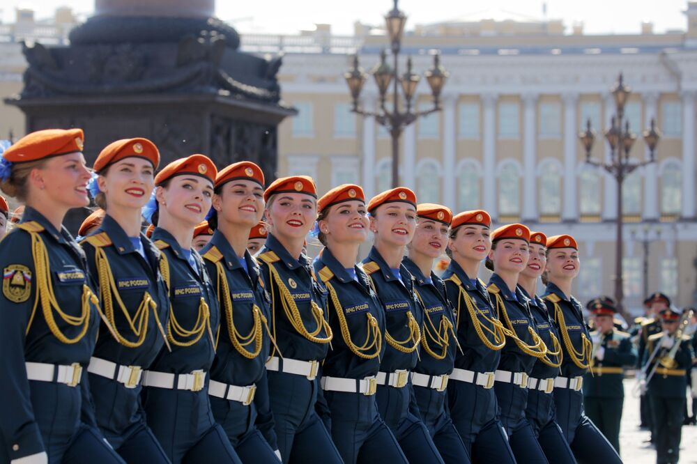 Military parade in Russian cities to mark the 75th anniversary of Victory