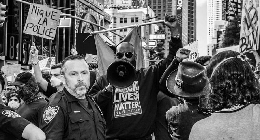 Hawk Newsome, Greater New York Black Lives Matter President