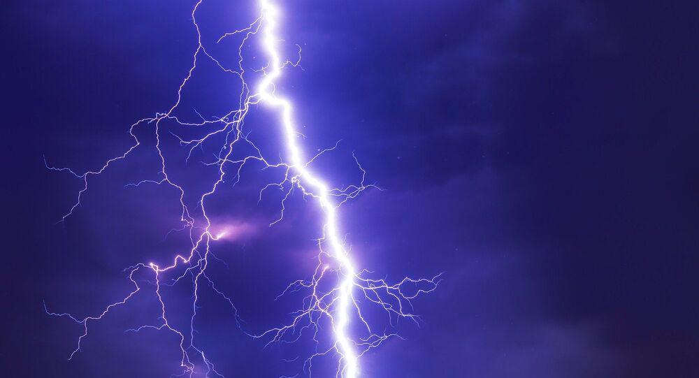 Lightning strike kills over 100 in India's Uttar Pradesh and Bihar