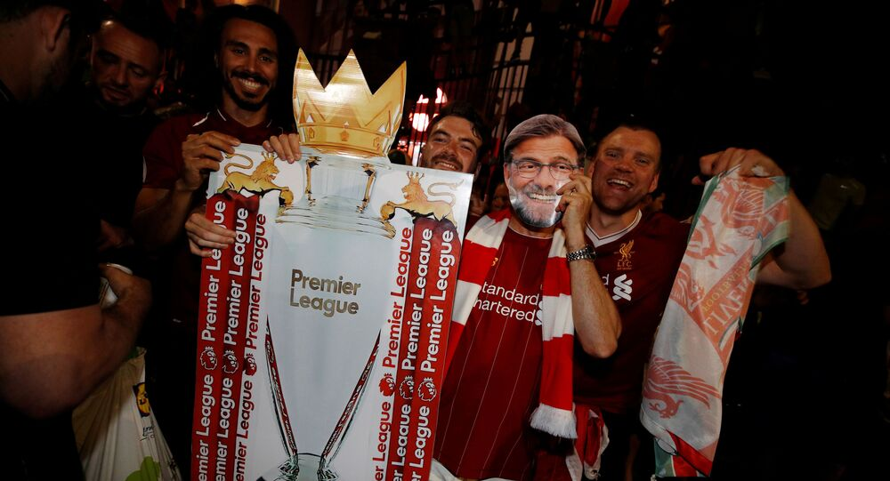 Liverpool crowned league champions after 30 long years