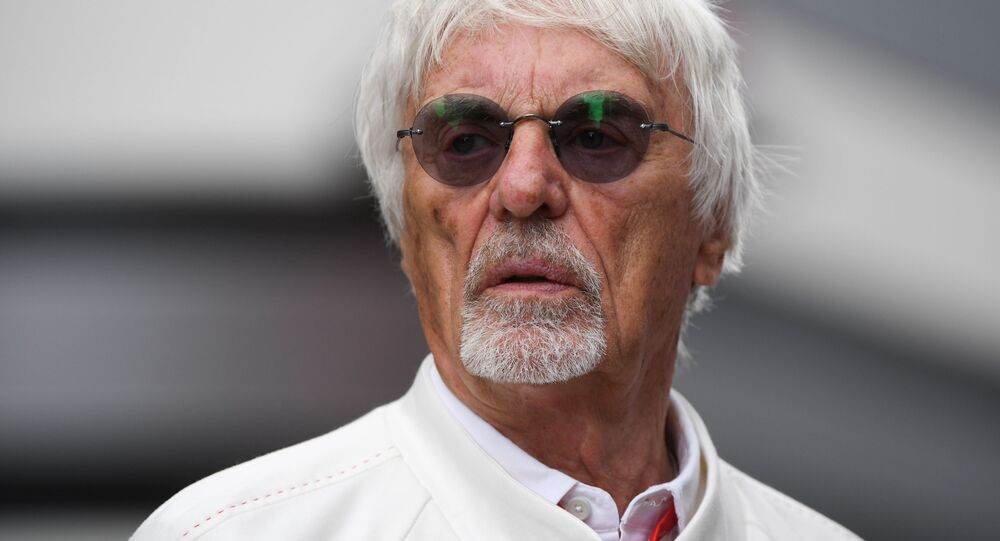 Ecclestone condemned by Formula 1 and Hamilton after racism comments