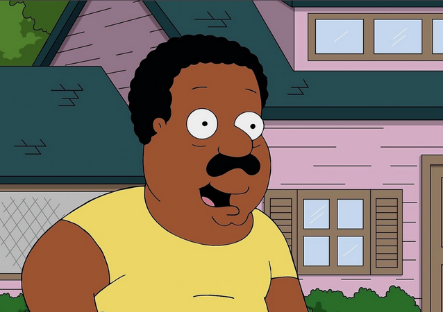 Cleveland Brown, Voiced by Mike Henry in Family Guy and The Cleveland Show