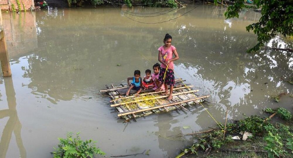 Over 9 Lakh affected in 23 districts as flood situation worsens