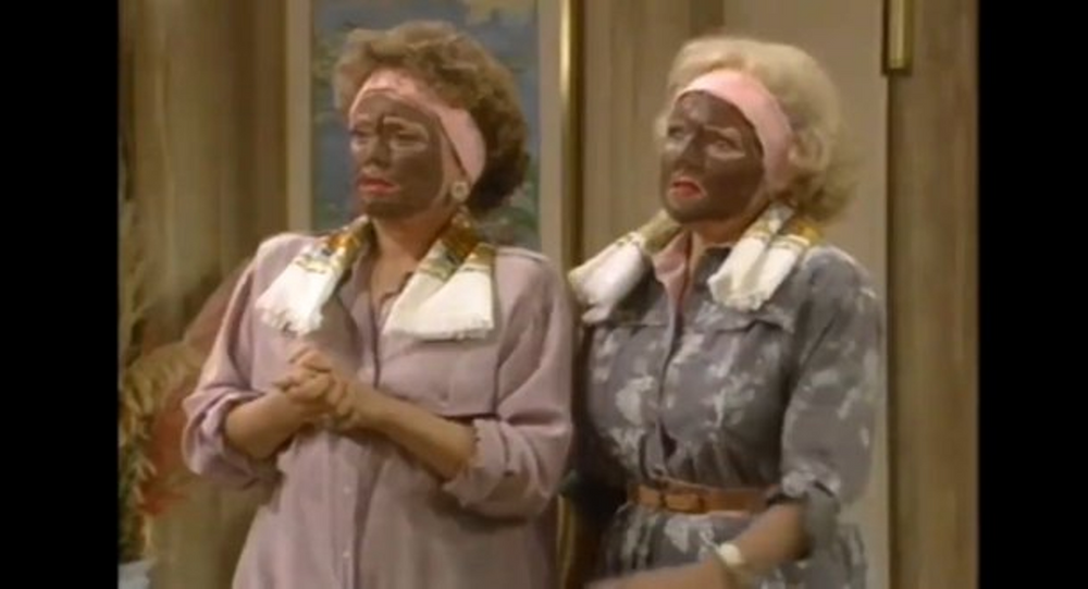 The Golden Girls' episode, Mixed Blessing