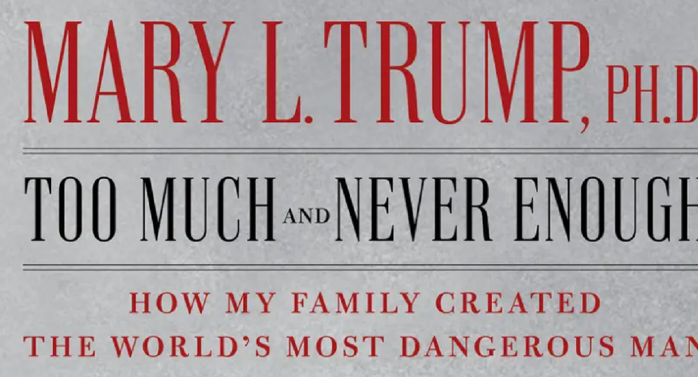 Mary Trump Fires Back in Defense of Her Right to Publish Memoir