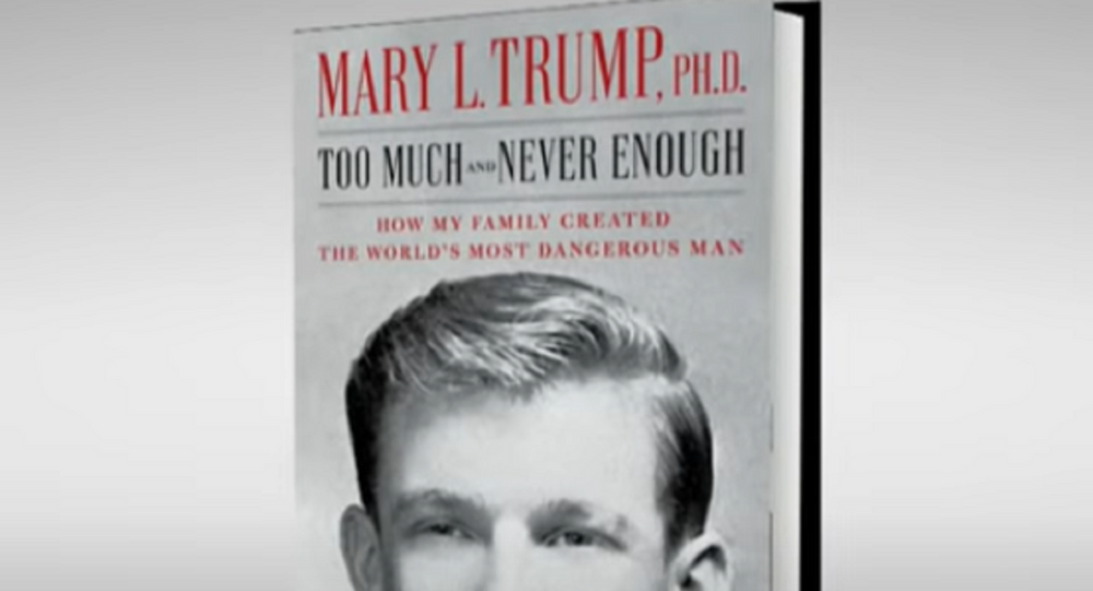 Mary Trump's Publisher Was Unaware of NDA; Books Have Shipped