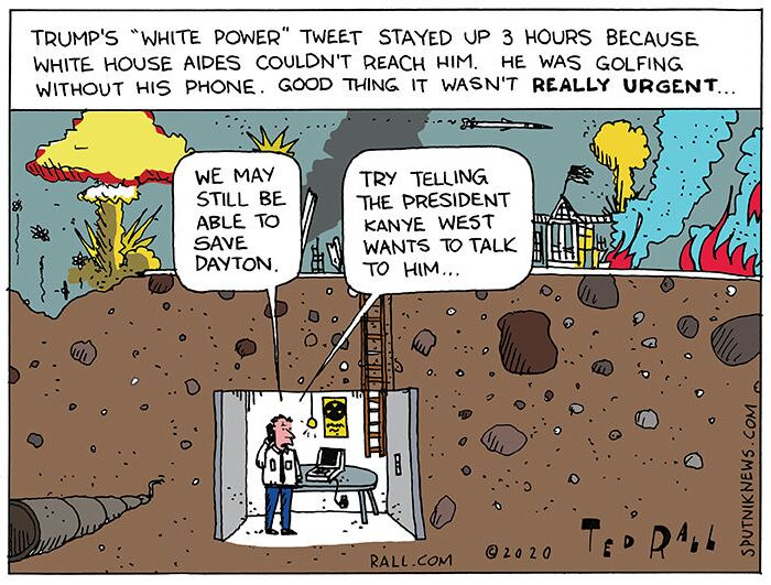 White House Scramble