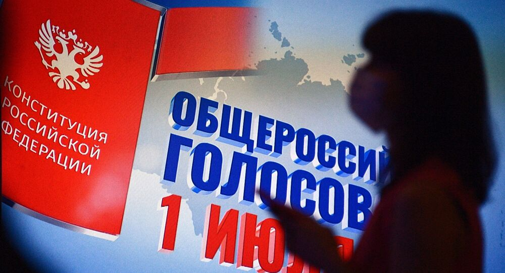 Constitution 2020 Vote in Russia: Amendments From Governance to Social Welfare