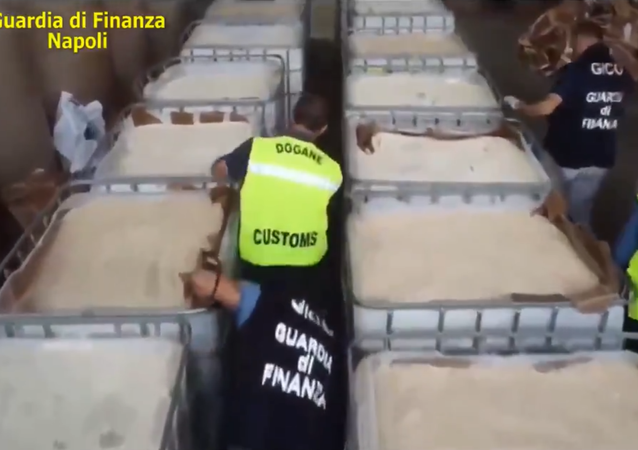 84 milioni di pasticche prodotte in #Siria da ISIS/DAESH per finanziare il #terrorismo.