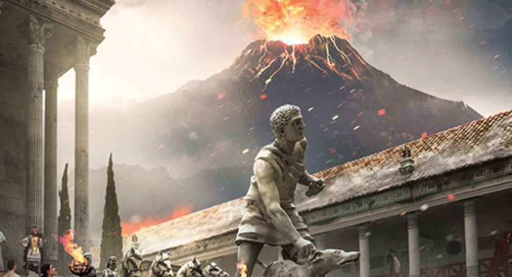 Paris Archeological Exhibit Recreates Final Hours of Roman Empire's Pompeii