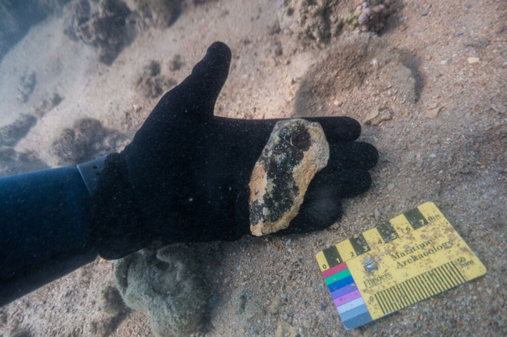 Archaeologists find ancient Aboriginal internet sites underwater, off the coastline of Australia
