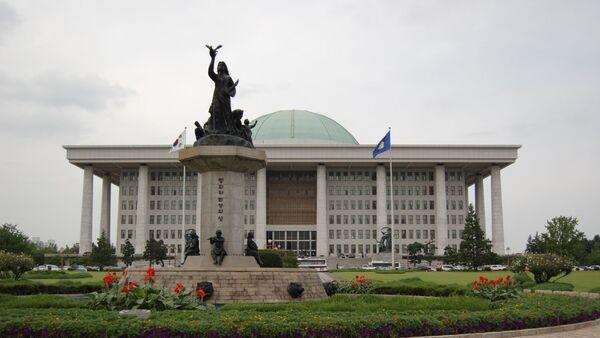 National Assembly of South Korea located in Yeido, Seoul - Sputnik International