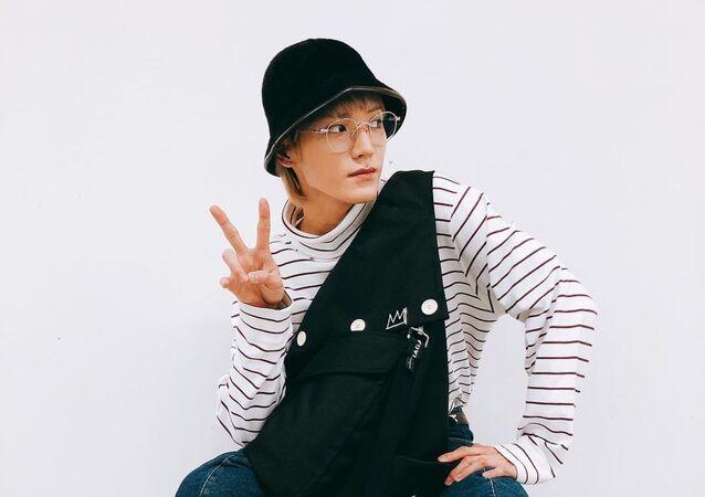 Taeyong, leader of NCT 127