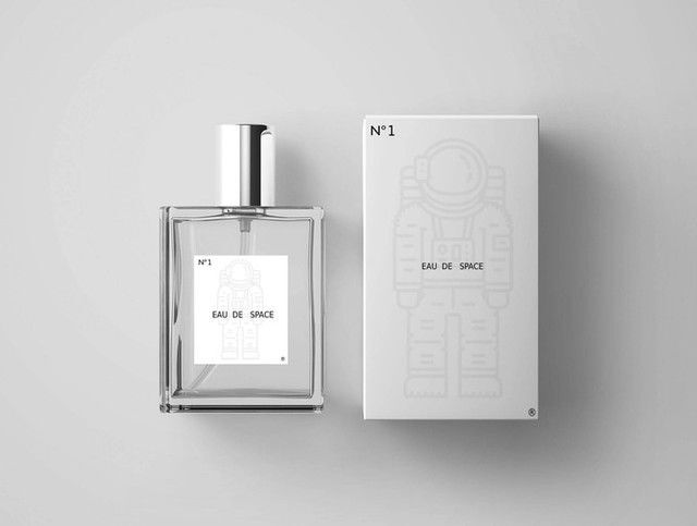 Apparently, this perfume smells exactly like outer space