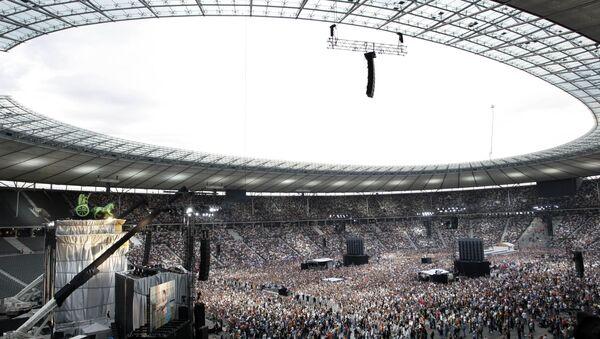 General view of the Olympic stadium - Sputnik International