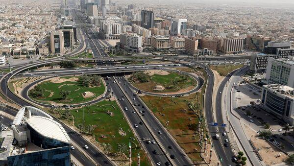 General view of Riyadh city, after the Saudi government eased a curfew, following the outbreak of the coronavirus disease (COVID-19), in Riyadh, Saudi Arabia, June 21 2020. Picture taken June 21, 2020. - Sputnik International