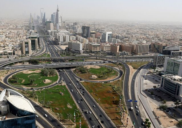 General view of Riyadh city, after the Saudi government eased a curfew, following the outbreak of the coronavirus disease (COVID-19), in Riyadh, Saudi Arabia, June 21 2020. Picture taken June 21, 2020.