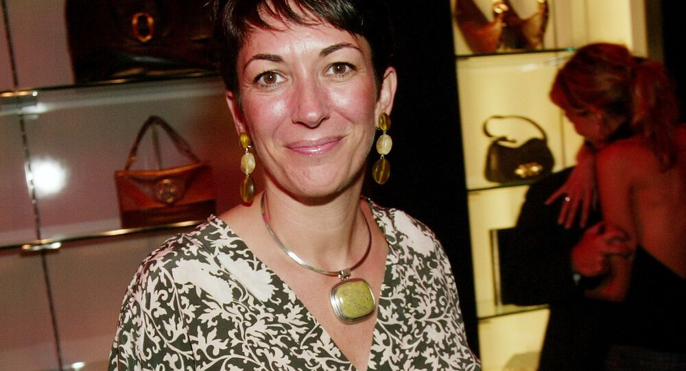 Ghislaine Maxwell has secret sex tapes as insurance: Friend