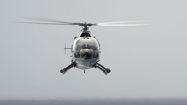 BO-105 helicopter  - Sputnik International