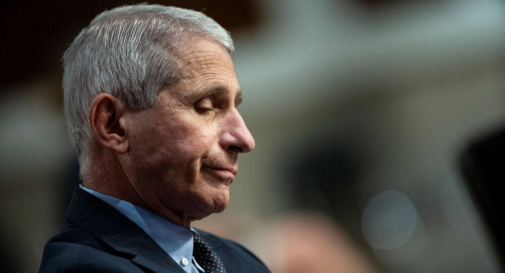 Fauci Pushes for New Round of State Shutdowns