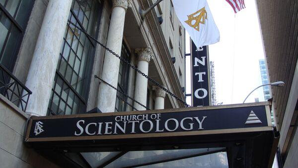 Church of Scientology, New York - Sputnik International