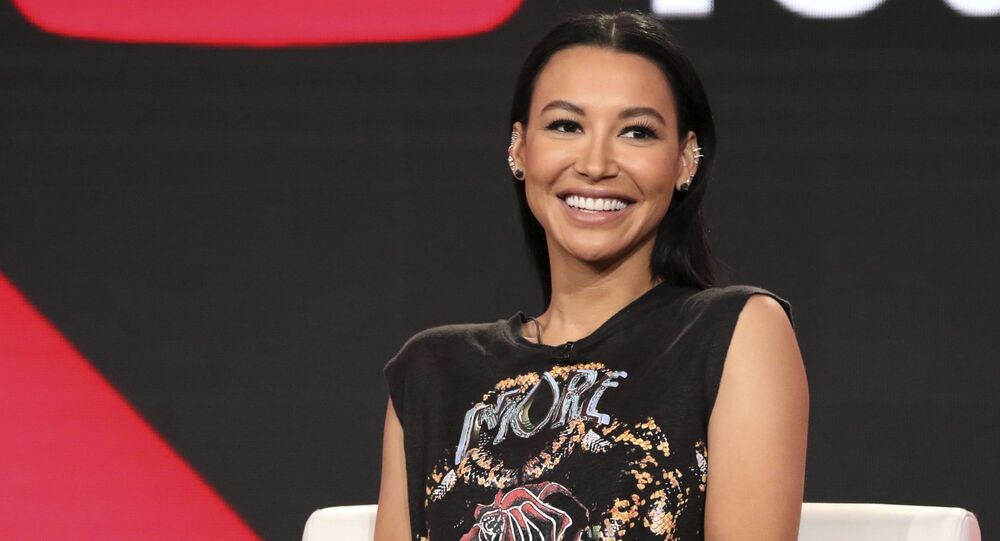 FILE - In this Jan. 13, 2018, file photo, Naya Rivera participates in the Step Up: High Water panel during the YouTube Television Critics Association Winter Press Tour in Pasadena, Calif.