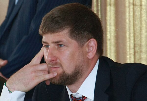 Kadyrov - Sputnik International