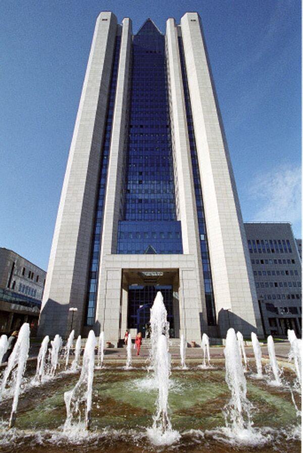 Здание ОАО Газпром  - Sputnik International