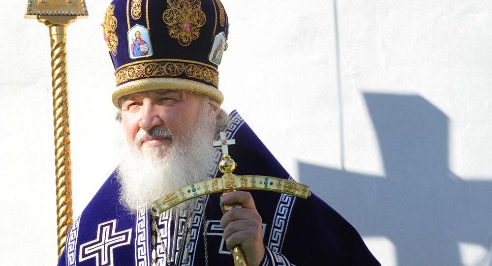 Patriarch Kirill