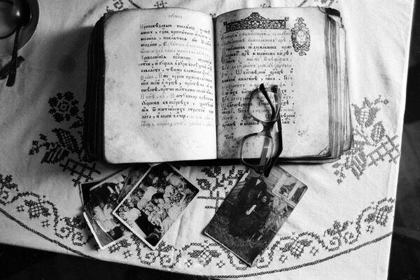 Church Slavonic book - Sputnik International