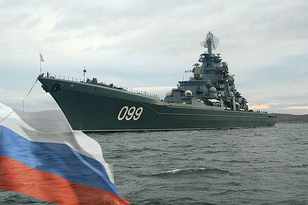 Over 40% of Defense Ministry funds go to Navy - Russia's Ivanov - Sputnik International