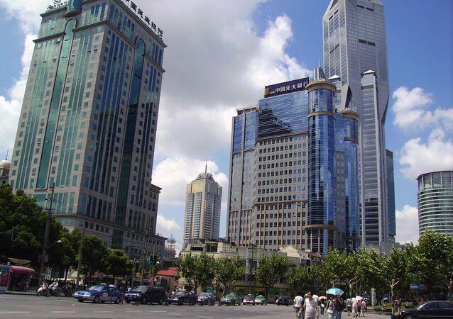Shanghai, China's biggest city