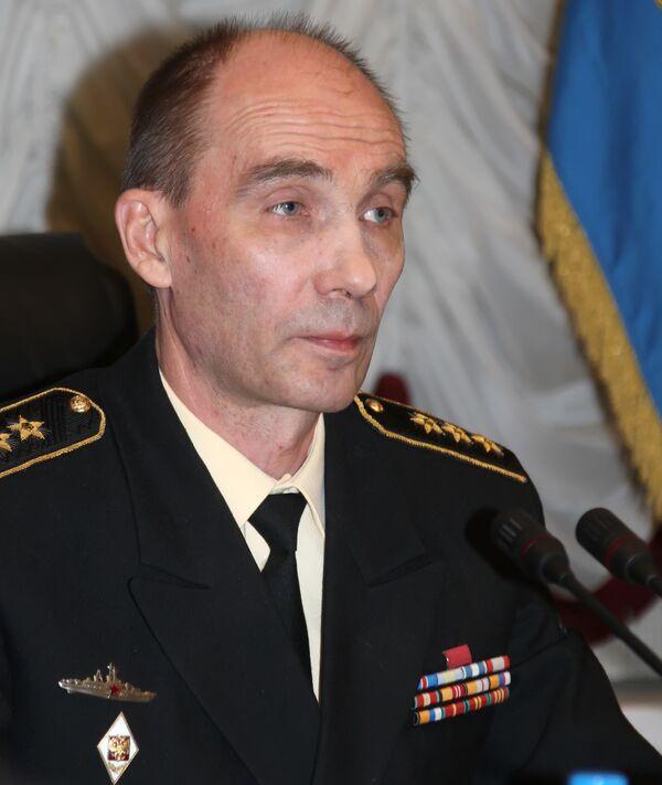 Meeting of Russia's Governmental Marine Board - Sputnik International