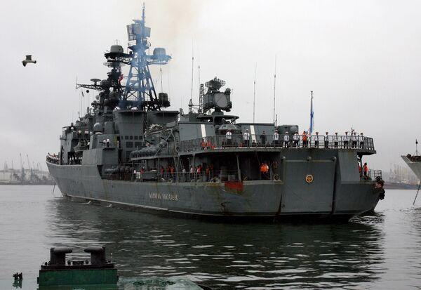 Soviet-era naval - Sputnik International