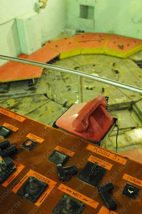 World's first nuclear power plant in Obninsk