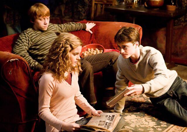 David Yates' film Harry Potter and the Half-Blood Prince