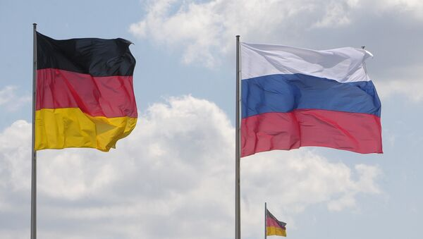 German businesses are experiencing the negative consequences of the European Union sanctions against Russia, the director of the Chamber of Commerce and Industry for the Stuttgart region - Sputnik International