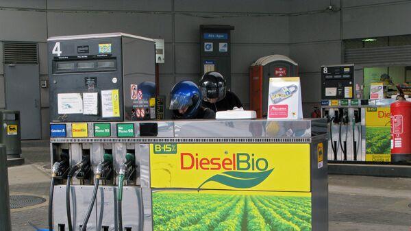 Selling biofuel - Sputnik International