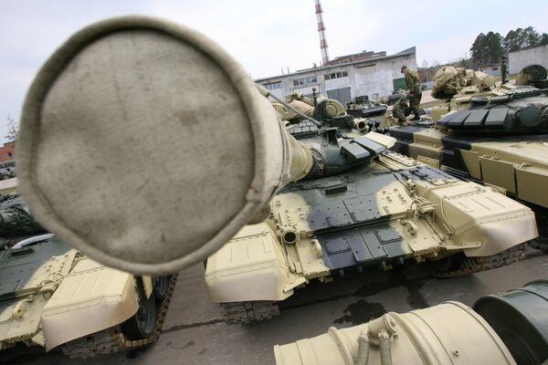 Venezuela could order T-72 tanks from Russia - Sputnik International