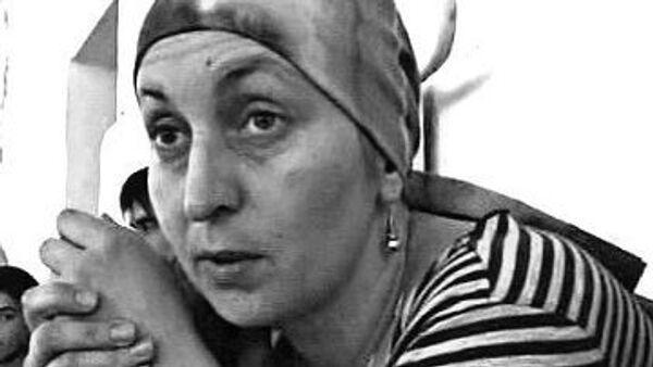 Zarema Sadulayeva - Sputnik International