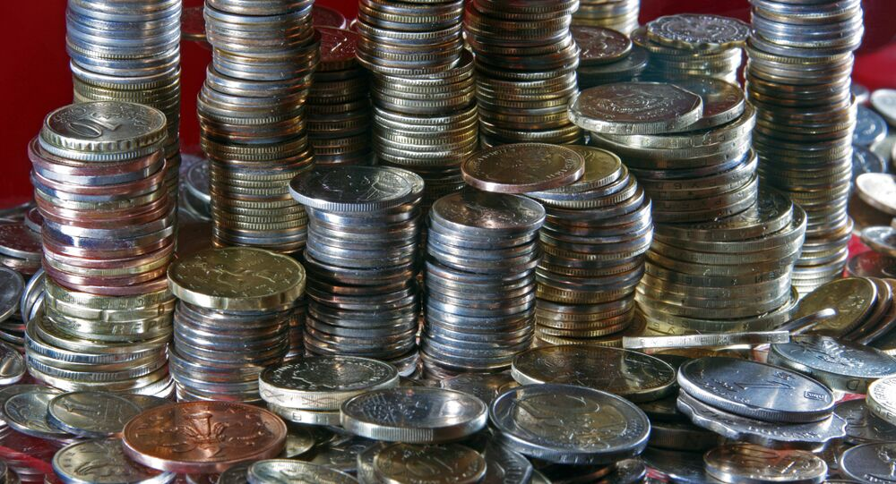 Coins from all over the world