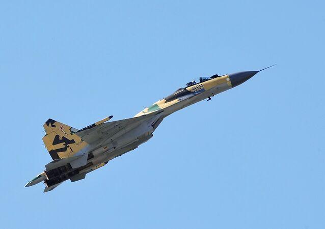 New multi-purpose fighter Su-35