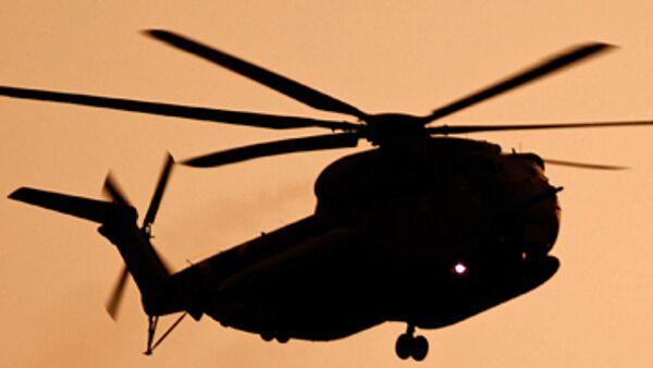 helicopter - Sputnik International