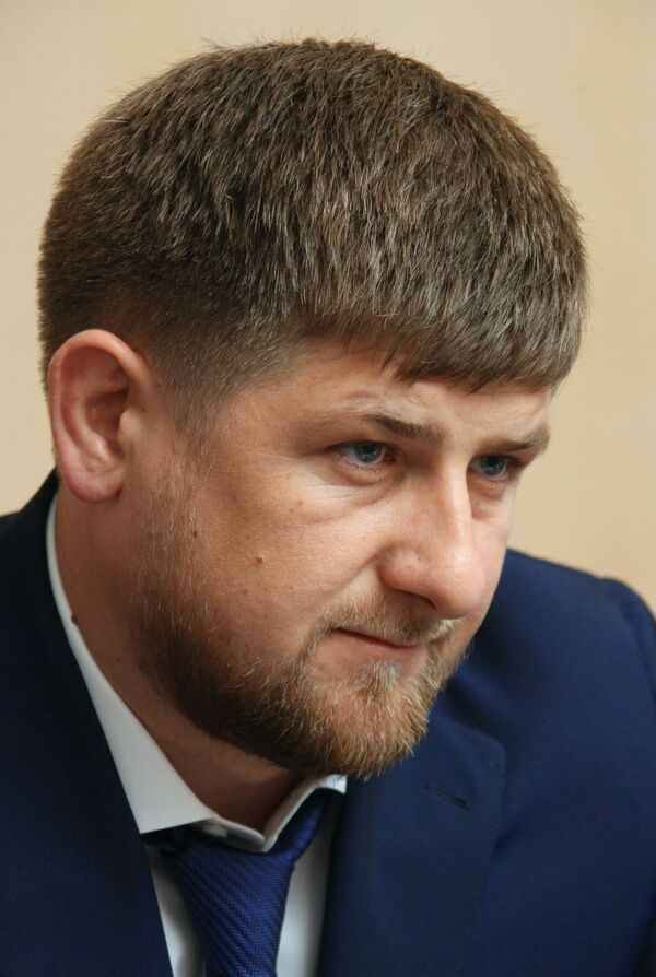 President of Chechen Republic Ramzan Kadyrov - Sputnik International