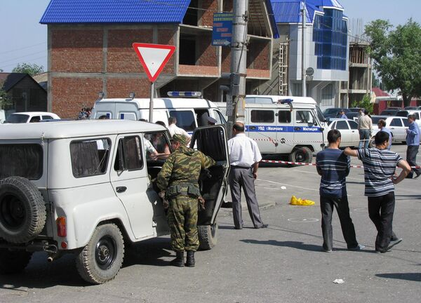A second car bombing within a few hours in the volatile south Russian republic of Dagestan has killed at least one person and injured at least 14 others - Sputnik International