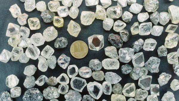 Yakut diamonds - Sputnik International