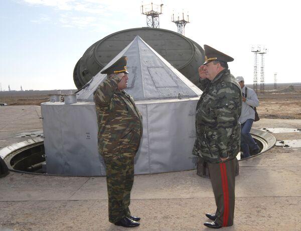 Russia's strategic missile forces to play war games on Sept. 8-11 - Sputnik International