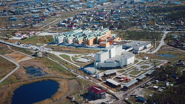 City of Yakutsk - Sputnik International